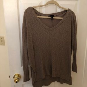 Forever 21 casual sweater
